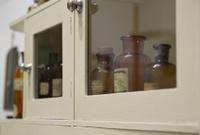 Vintage cabinet for medicines