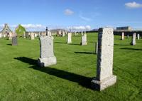 Graveyard, Scotland
