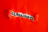 top secret or clasified