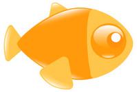 Glossy Goldfish