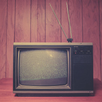 Classic Television with Vintage Film
