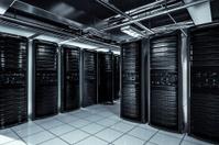 Network servers racks