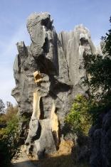 Shilin Stone Forest in Kunming, Yunnan, China