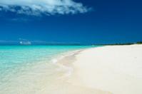 Glistening White MAEHAMA Beach