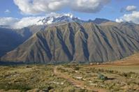 Andes Farm Scene