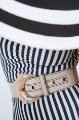 belt with buckle