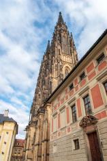 St. Vita`s Cathedral in Prague