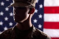 U S Marine Soldier