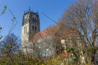 liebfrauen church in muenster germany