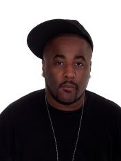 Young Black Man Portrait Shirt and Cap