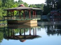 Pavillon on Pond