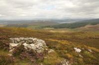 Scottish mountain scenery