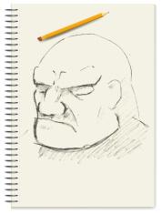 Sketch - face
