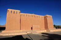 Kashbah in der Sahara Algeriens