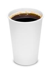 Paper Coffee Stock Photos