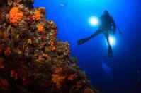Laser Entfernungsmesser Unter Wasser : Unterwasser kamera mit einem laser entfernungsmesser stockfotos