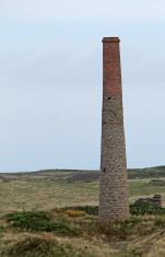 Industrial Chimney.