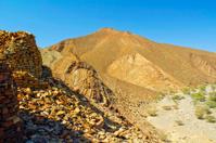 comb mountain in Oman