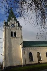 Höör medieval parish church, Skåne - Sweden