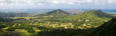 Eastern Oahu Panorama