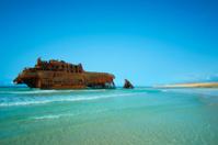 Shipwreck Of Boa Vista