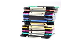 Floppy disk for various design