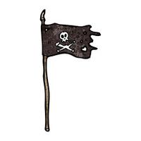 pirate flag cartoon