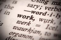 Work Definition