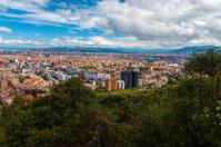 Bogota, Colombia Cityscape