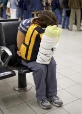 Travel tiredness