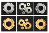 gear cog-wheels