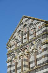 saccargia church in sardinia
