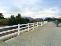 California Bike Path