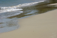 Write on sand
