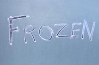 Frozen Icecristals