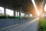 Overpass,Road,