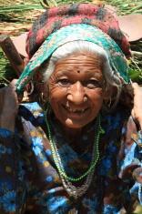 Woman worker in Nepal