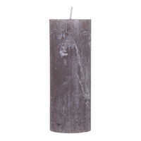Pillar Candle Isolated