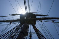 Sailing Ship Mast & Rigging