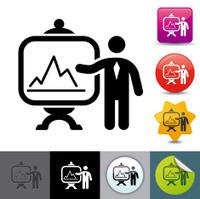 Presentation icon | solicosi series