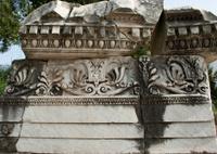Ancient roman ornament