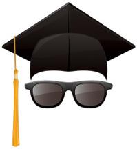 Graduation Sunglasses