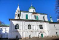 Church of Saint Nicholas Nadein. Yaroslavl, Russia