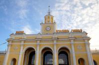 Yaroslavl-Glavny - main railway station in Yaroslavl, Russia