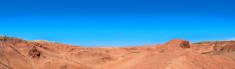 Argillaceous desert