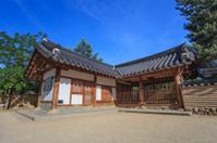 Korea style garden