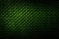 Background: very dark green metal texture