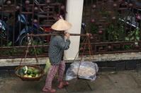 vietnamese market woman