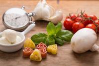 Italian food still life