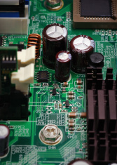 motherboard chips detail